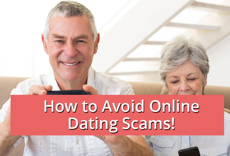 avoid online dating scams for seniors